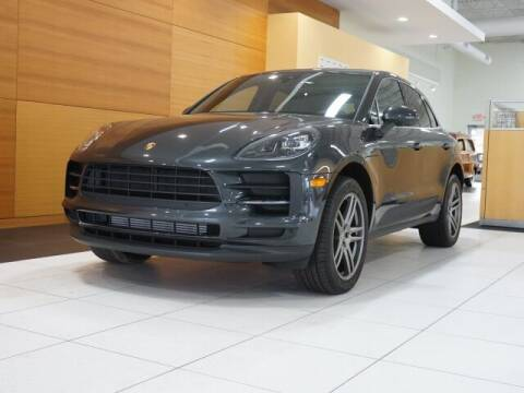 2019 Porsche Macan for sale at PORSCHE OF NORTH OLMSTED in North Olmsted OH