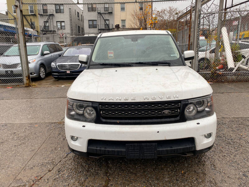 2013 Land Rover Range Rover Sport for sale at Luxury 1 Auto Sales Inc in Brooklyn NY