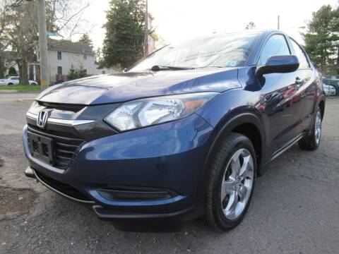2016 Honda HR-V for sale at PRESTIGE IMPORT AUTO SALES in Morrisville PA