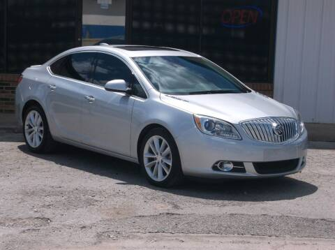 2017 Buick Verano for sale at AUTO TOPIC in Gainesville TX
