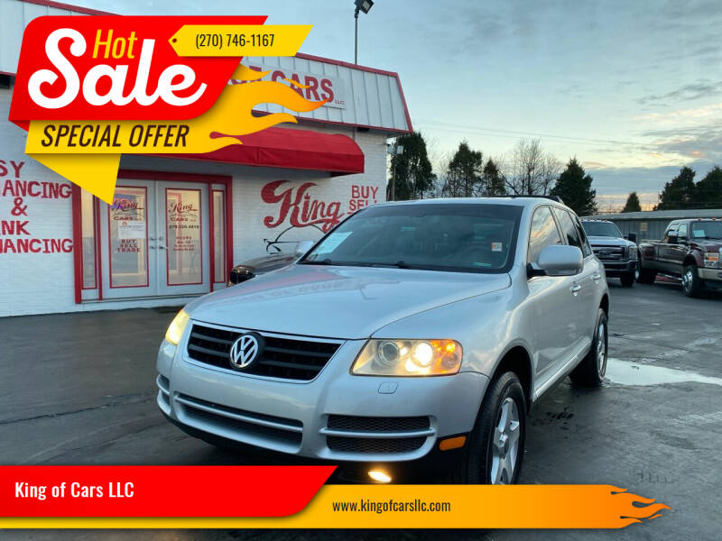 2005 Volkswagen Touareg for sale at King of Cars LLC in Bowling Green KY
