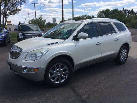 2011 Buick Enclave for sale at Premier Motors LLC in Crystal MN