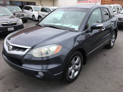 2007 Acura RDX for sale at CARSTER in Huntington Beach CA