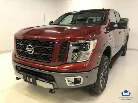 2017 Nissan Titan XD for sale at AUTO HOUSE PHOENIX in Peoria AZ