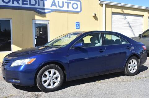 2009 Toyota Camry for sale at Buy Here Pay Here Lawton.com in Lawton OK