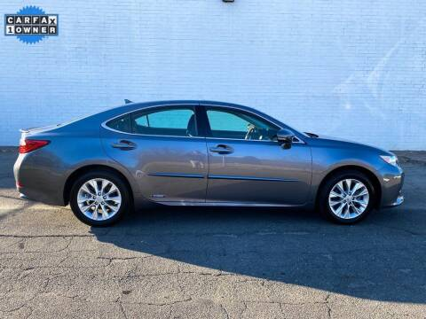 2013 Lexus ES 300h for sale at Smart Chevrolet in Madison NC