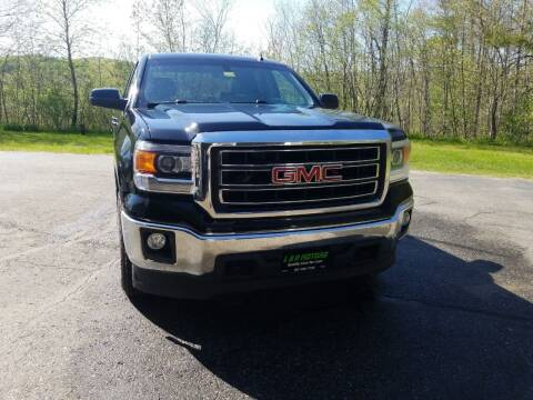 2014 GMC Sierra 1500 for sale at L & R Motors in Greene ME
