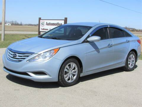 2011 Hyundai Sonata for sale at 42 Automotive in Delaware OH