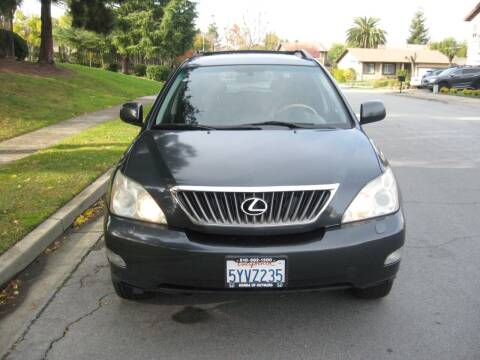 2008 Lexus RX 350 for sale at StarMax Auto in Fremont CA