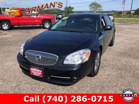 2007 Buick Lucerne for sale at Carmans Used Cars & Trucks in Jackson OH