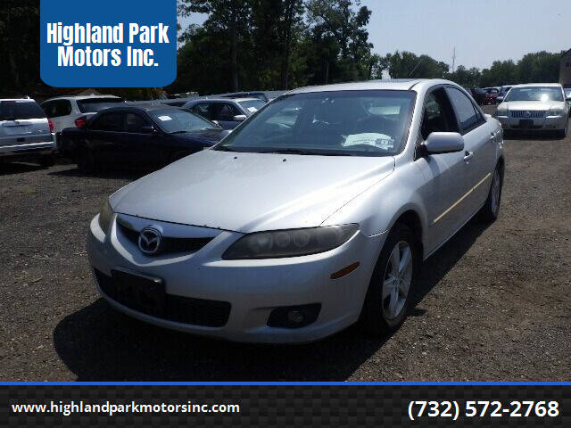 2006 Mazda MAZDA6 for sale at Highland Park Motors Inc. in Highland Park NJ