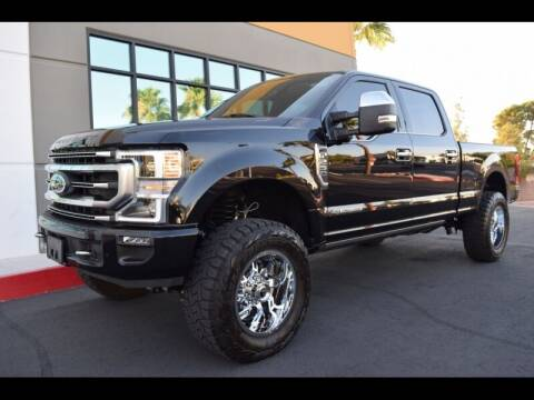 2020 Ford F-250 Super Duty for sale at REVEURO in Las Vegas NV