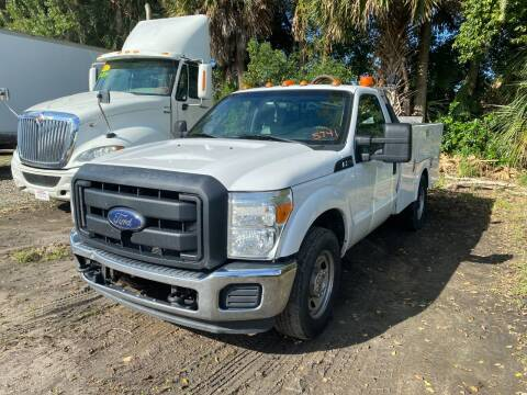 2016 Ford F-350 Super Duty for sale at DEBARY TRUCK SALES in Sanford FL