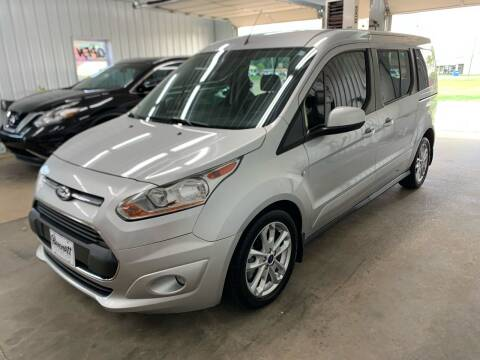 2015 Ford Transit Connect Wagon for sale at Bennett Motors, Inc. in Mayfield KY