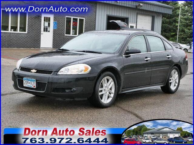 2014 Chevrolet Impala Limited for sale at Jim Dorn Auto Sales in Delano MN