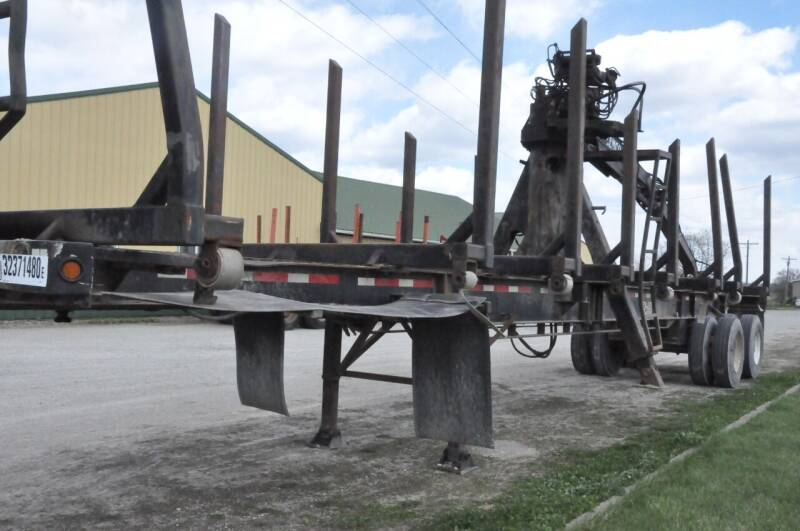 2000 Sta-Lite Log Trailer for sale at Brett's Automotive in Kahoka MO