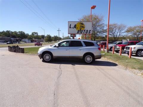 2009 Buick Enclave for sale at L A AUTOS in Omaha NE
