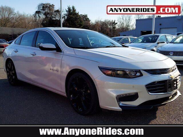 2017 Chevrolet Malibu for sale at ANYONERIDES.COM in Kingsville MD