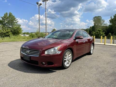 2009 Nissan Maxima for sale at Instant Auto Sales - Lancaster in Lancaster OH