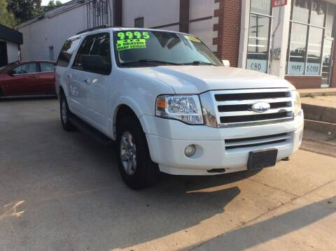 2009 Ford Expedition EL for sale at Harrison Family Motors in Topeka KS