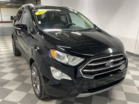 2020 Ford EcoSport for sale at Mr. Car City in Brentwood MD