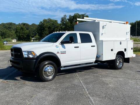 2014 RAM Ram Chassis 5500 for sale at Heavy Metal Automotive LLC in Anniston AL