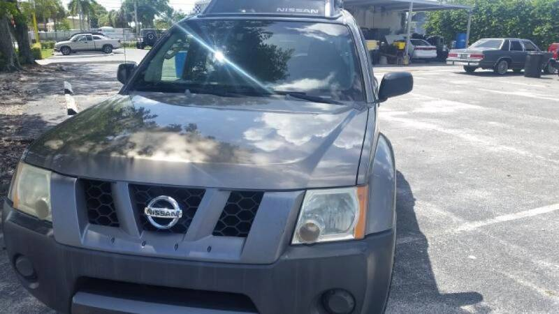2006 Nissan Xterra for sale at AUTO CARE CENTER in West Palm Beach FL