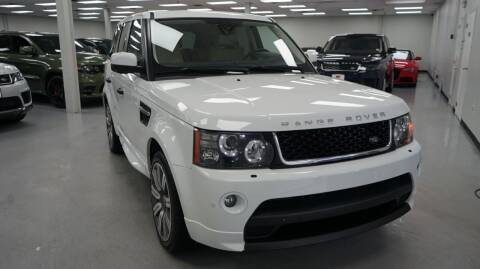 2013 Land Rover Range Rover Sport for sale at SZ Motorcars in Woodbury NY