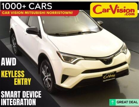 2018 Toyota RAV4 for sale at Car Vision Buying Center in Norristown PA