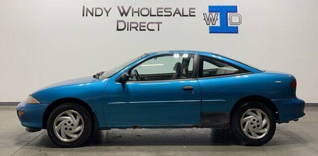 1997 Chevrolet Cavalier for sale at Indy Wholesale Direct in Carmel IN