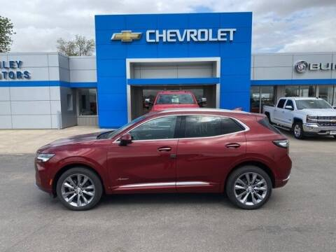 2021 Buick Envision for sale at Finley Motors in Finley ND
