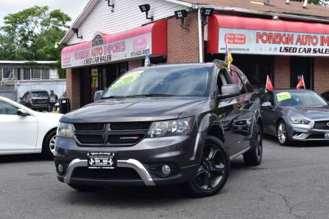2018 Dodge Journey for sale at Foreign Auto Imports in Irvington NJ
