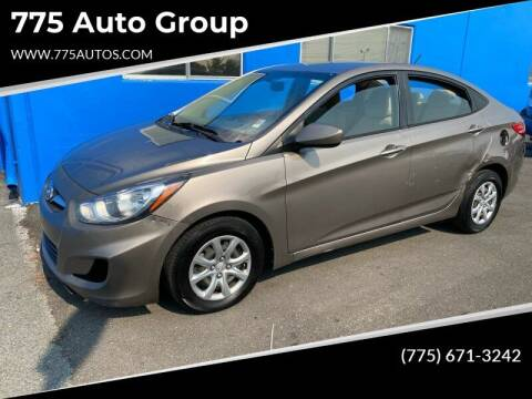 2013 Hyundai Accent for sale at City Auto Sales in Sparks NV