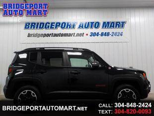 2016 Jeep Renegade for sale at Bridgeport Auto Mart in Bridgeport WV