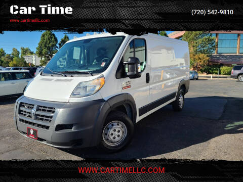 2015 RAM ProMaster Cargo for sale at Car Time in Denver CO