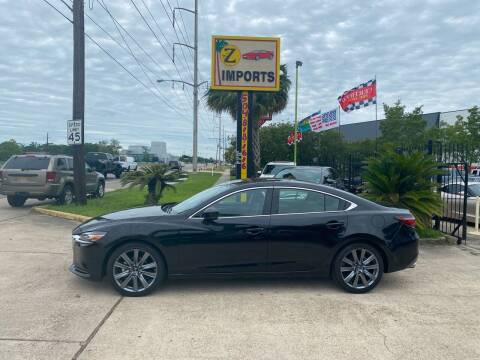 2019 Mazda MAZDA6 for sale at A to Z IMPORTS in Metairie LA