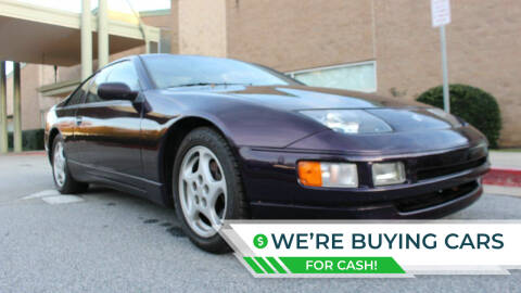 1996 Nissan 300ZX for sale at NORCROSS MOTORSPORTS in Norcross GA