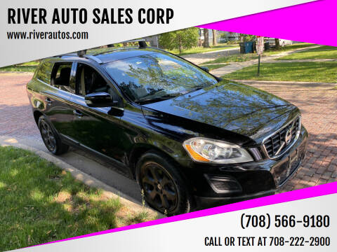 2012 Volvo XC60 for sale at RIVER AUTO SALES CORP in Maywood IL
