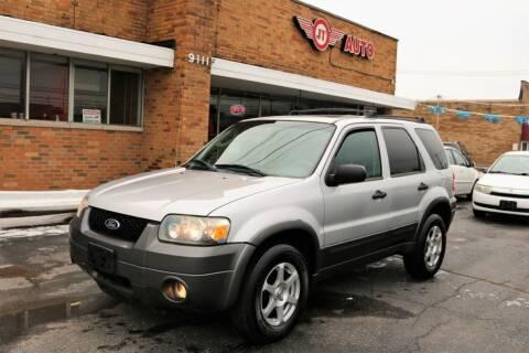 2005 Ford Escape for sale at JT AUTO in Parma OH