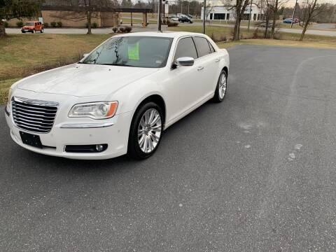 2011 Chrysler 300 for sale at Augusta Auto Sales in Waynesboro VA