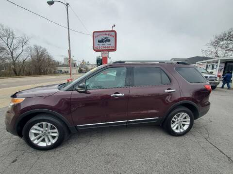 2011 Ford Explorer for sale at Ford's Auto Sales in Kingsport TN