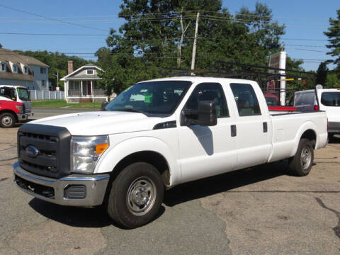 2015 Ford F-250 Super Duty for sale at Auto Towne in Abington MA