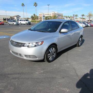 2013 Kia Forte for sale at Charlie Cheap Car in Las Vegas NV