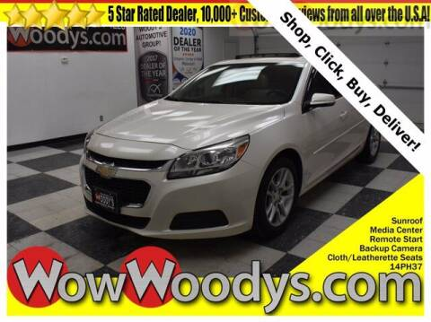 2014 Chevrolet Malibu for sale at WOODY'S AUTOMOTIVE GROUP in Chillicothe MO