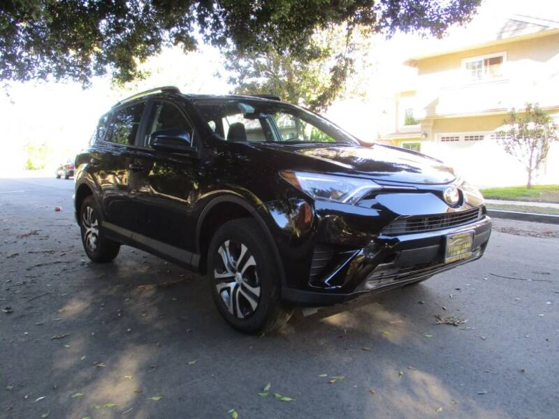 2017 Toyota RAV4 for sale at I C Used Cars in Van Nuys CA