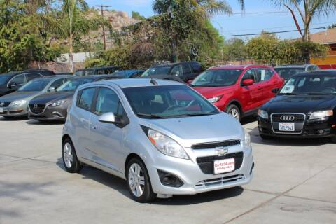 2015 Chevrolet Spark for sale at Car 1234 inc in El Cajon CA
