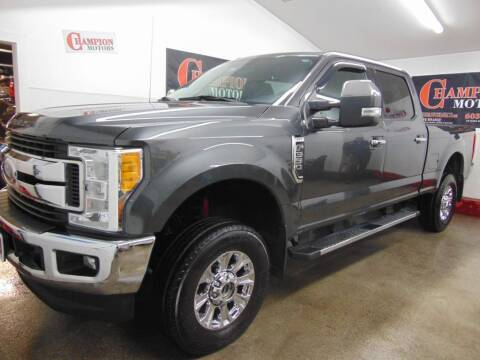 2017 Ford F-350 Super Duty for sale at Champion Motors in Amherst NH