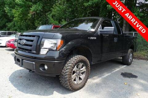2012 Ford F-150 for sale at Brandon Reeves Auto World in Monroe NC