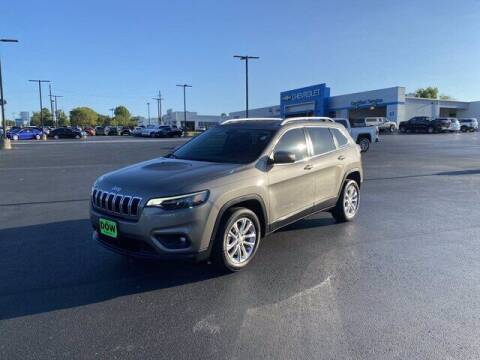 2019 Jeep Cherokee for sale at DOW AUTOPLEX in Mineola TX