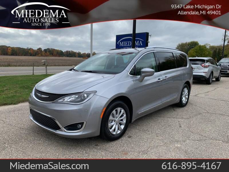 2018 Chrysler Pacifica for sale at Miedema Auto Sales in Allendale MI